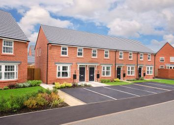 Thumbnail 3 bed town house for sale in The Archford At Black Firs Park, Congleton