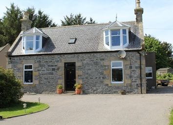 Thumbnail 4 bed detached house for sale in Enzie, Buckie
