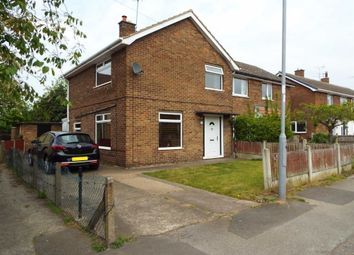 Thumbnail 3 bed semi-detached house for sale in Petersmith Drive, New Ollerton, Nottinghamshire