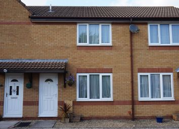 Thumbnail 2 bed terraced house for sale in Teasel Walk Locking Castle, Weston-Super-Mare