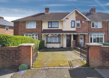 3 bed terraced house for sale in Carshalton Road, Birmingham B44