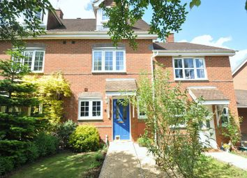 Thumbnail 3 bed terraced house for sale in Longmoor Court, Elvetham Heath, Fleet