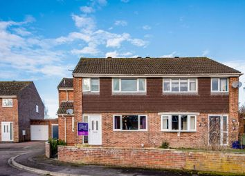 Thumbnail 4 bed semi-detached house for sale in Severn Close, Thatcham