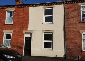 Thumbnail 2 bedroom terraced house to rent in Park Road, Grantham