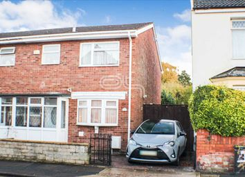 Thumbnail 3 bed semi-detached house for sale in Lansdown Road, Old Town, Swindon