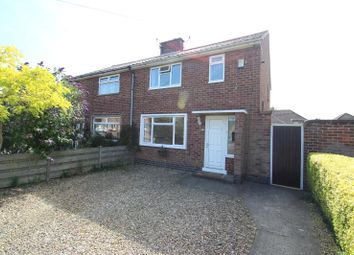 2 bed semi-detached house to rent in Wains Road, York YO24