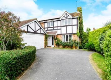 Thumbnail 4 bed detached house for sale in Midleaze, Sherborne