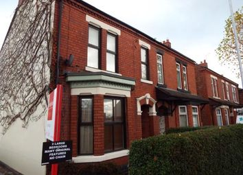 Thumbnail Property for sale in North Street, Crewe, Cheshire