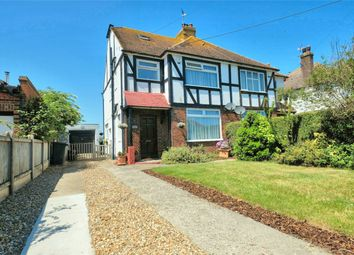 Thumbnail 4 bed semi-detached house for sale in Newton Road, Whitstable, Kent