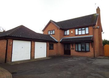 Thumbnail 4 bedroom detached house for sale in Hellesdon, Norwich, Norfolk