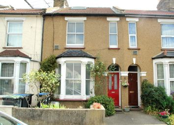 Thumbnail 3 bed terraced house for sale in Edinburgh Road, Edmonton