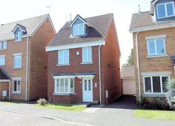 Thumbnail 3 bed detached house to rent in Station Close, Radcliffe, Manchester