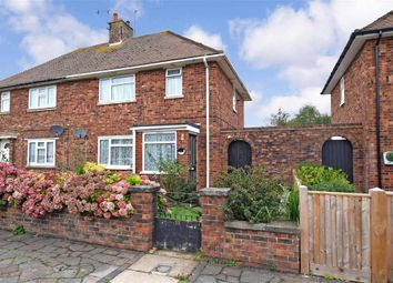 Thumbnail 2 bedroom semi-detached house for sale in Middle Road, Shoreham-By-Sea, West Sussex