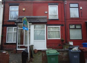 Thumbnail 2 bedroom terraced house to rent in Cleveland Road, Crumpsall, Manchester