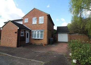 Thumbnail 3 bed semi-detached house for sale in Cawkwell Close, Springfield, Chelmsford