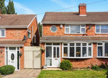 3 bed semi-detached house for sale in Eileen Gardens, Birmingham B37