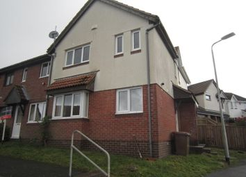 Thumbnail 2 bed terraced house to rent in Hosford Close, Staddiscombe, Plymstock, Plymouth
