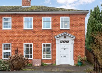Thumbnail 3 bed end terrace house for sale in Fishermans Retreat, Marlow, Buckinghamshire