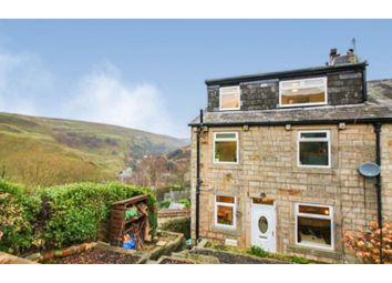 Thumbnail 2 bed terraced house for sale in Back Lumbutts Road, Todmorden