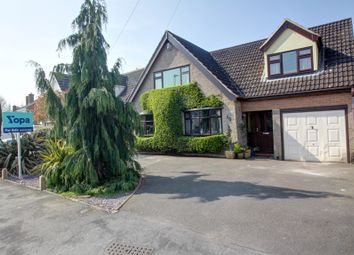 Thumbnail 4 bedroom detached house for sale in Sharpley Avenue, Coalville