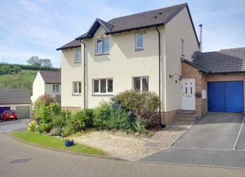 Thumbnail 6 bed link-detached house for sale in Clover Way, Barnstaple
