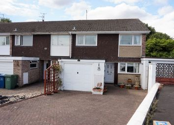 Thumbnail 3 bed semi-detached house for sale in Aldershaw Close, Stafford