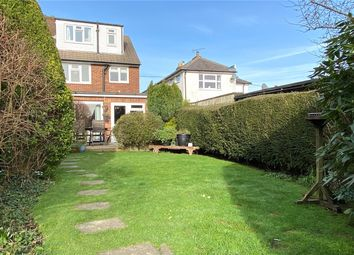 Thumbnail 4 bed semi-detached house for sale in Orchard Way, Holmer Green, Buckinghamshire