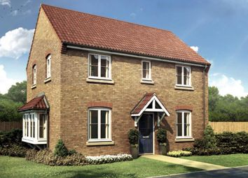 Thumbnail 3 bed detached house for sale in Windermere Drive, Corby