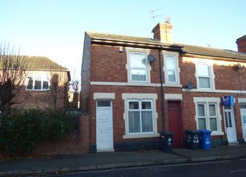 Thumbnail 2 bedroom end terrace house for sale in Wolfa Street, Derby, Derbyshire
