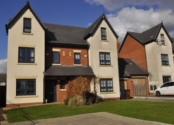 Thumbnail 3 bed town house for sale in The Fairways, Dukinfield