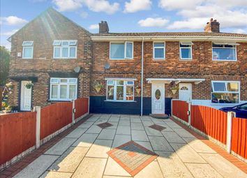 Thumbnail 3 bed terraced house for sale in Blackburne Avenue, Widnes