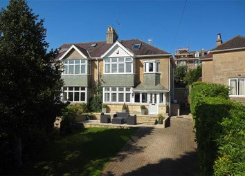 Thumbnail 5 bed semi-detached house for sale in 10 Apsley Road, Newbridge, Bath