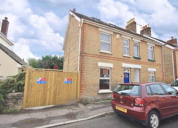 Thumbnail 3 bed semi-detached house for sale in Woking Road, Lower Parkstone, Poole