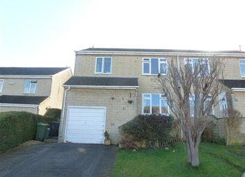 Thumbnail 4 bed semi-detached house for sale in Hawke Road, Kewstoke, Weston-Super-Mare