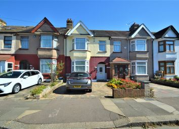 Thumbnail 3 bed terraced house for sale in Gordon Road, Ilford