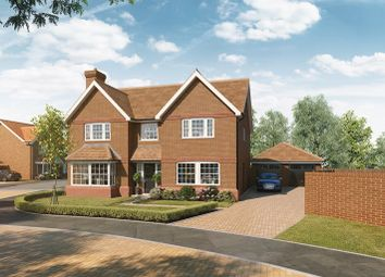 Thumbnail 5 bed detached house for sale in Crowell Road, Chinnor