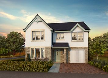 Thumbnail 4 bedroom detached house for sale in Ostlers Way, Kirkcaldy, Fife