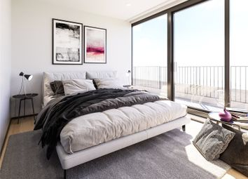 Thumbnail 3 bed flat for sale in Colour House, Bentley Road, London