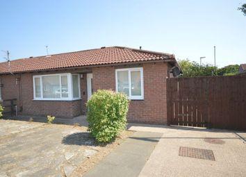 Thumbnail 2 bedroom bungalow to rent in Beadnell Gardens, Shiremoor, Newcastle Upon Tyne