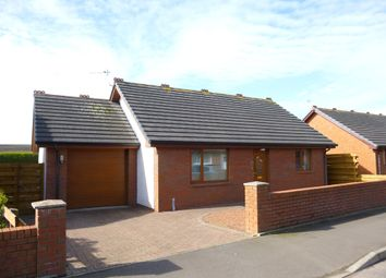 Thumbnail 2 bed detached bungalow for sale in Preston Gardens, Annan