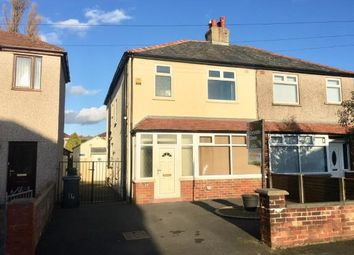 Thumbnail 4 bed semi-detached house for sale in Rossall Road, Lancaster, Lancashire