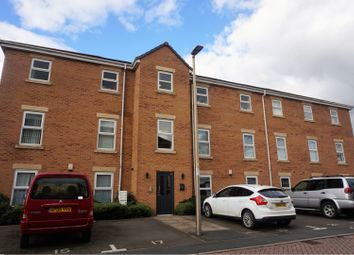 Thumbnail 2 bed flat for sale in Ivatt Drive, Crewe
