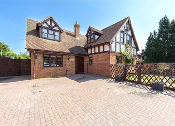 Thumbnail 5 bed detached house for sale in Gravesend Road, Shorne, Gravesend, Kent