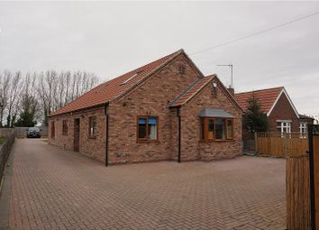 Thumbnail 4 bed detached house for sale in Chapel Road, Terrington St Clements