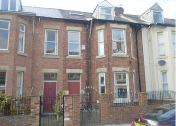 Thumbnail 8 bedroom terraced house to rent in Manor House Road, Jesmond, Newcastle Upon Tyne