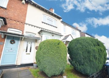 Thumbnail 2 bed terraced house for sale in Highfield Road, Hall Green, Birmingham