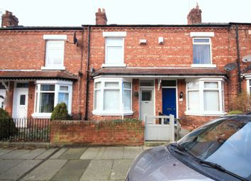 Thumbnail 2 bed terraced house to rent in Hamsterley Street, Denes, Darlington
