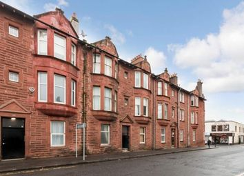 Thumbnail 1 bedroom flat for sale in Gateside Street, Largs, North Ayrshire, Scotland