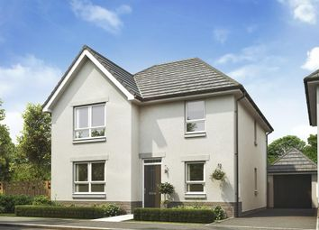 "Thumbnail 4 bed detached house for sale in ""Ballater"" at East Calder, Livingston"