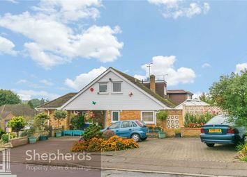 Thumbnail 4 bed semi-detached bungalow for sale in Western Road, Nazeing, Essex